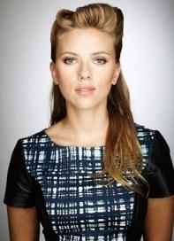 Scarlett Johansson Favorite Books Movies Makeup Biography