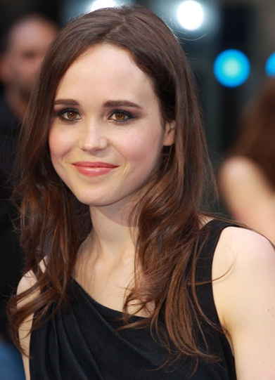Ellen Page Favorite Music Books Food Color hobbies Biography Ellen Page