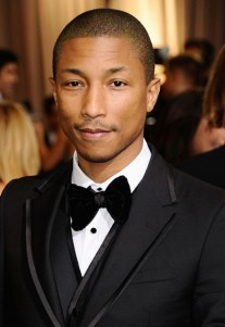 Pharrell Williams Favorite Book Color Food Biography