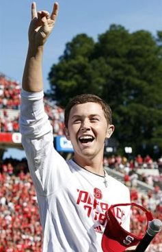 Scotty Mccreery Favorite Things