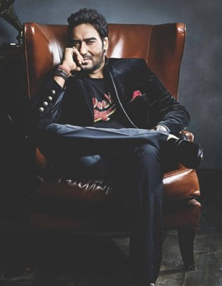 Ajay Devgan Favorite Things