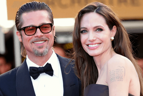 Angelina Jolie Husband Brad Pitt