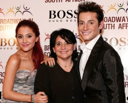 Ariana Grande Family