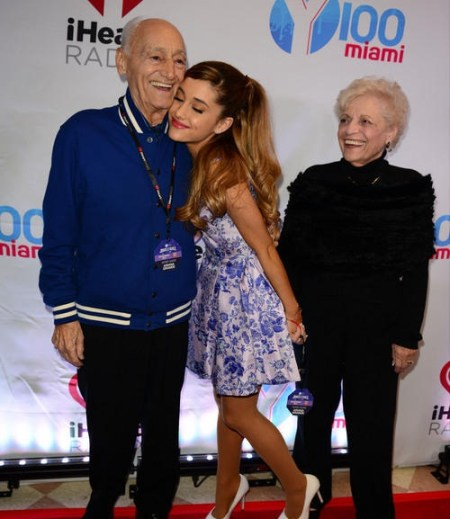 Ariana Grande Grand Parents
