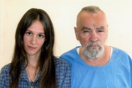 Charles Manson New Wife Star Burton Pictures