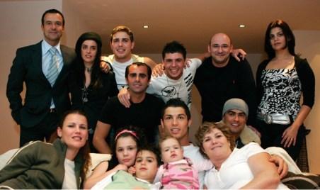 Cristiano Ronaldo Family Tree