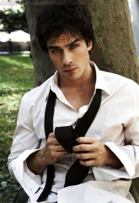 Ian Somerhalder Favorite Things