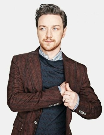 James McAvoy Biography