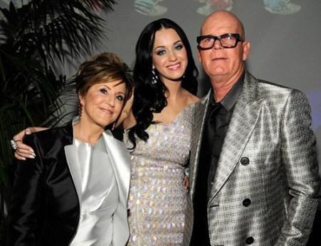 Katy Perry Parents