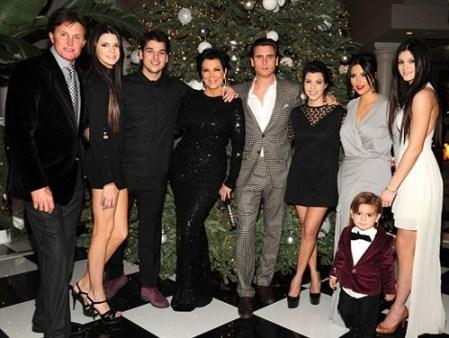 Kim Kardashian Family Tree