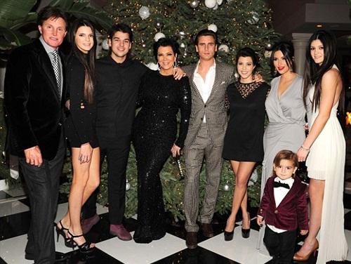 Kardashian Family Tree 2013