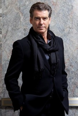 Pierce Brosnan Favorite Things