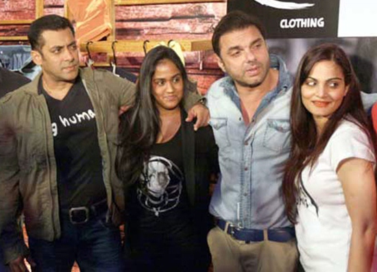 Salman Khan Sisters