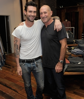 Adam Levine Father