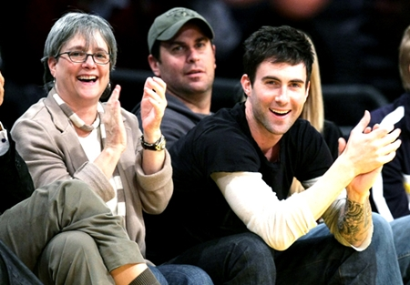 Adam Levine Mother