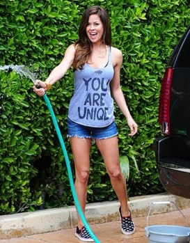 Brooke Burke Charvet Favorite Things