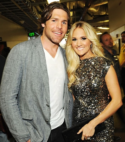 Carrie Underwood Husband Mike Fisher