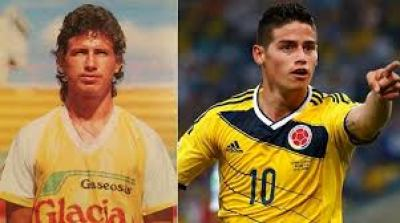 James Rodríguez Father