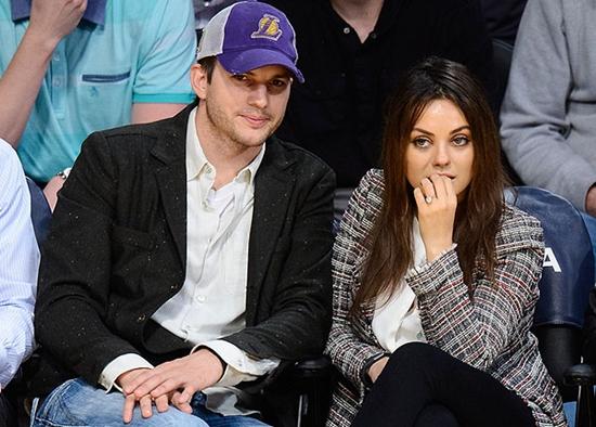 Mila Kunis Husband Ashton Kutcher