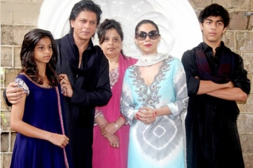 SRK Family Tree