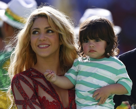 Shakira Family Tree Father, Mother and Kids Name Pictures