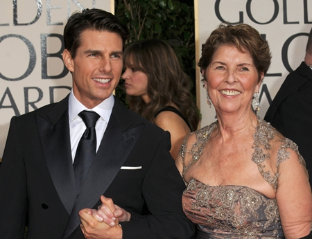 Tom Cruise Mother