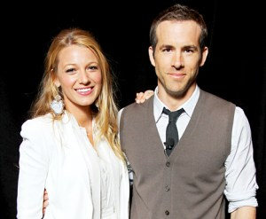 Blake Lively and Ryan Reynolds first Baby Daughter Name Pictures