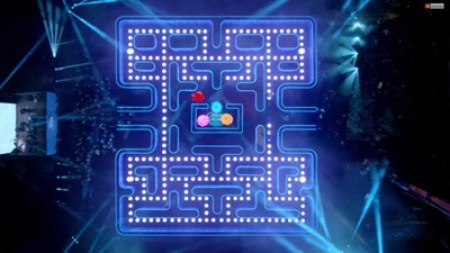 Bud Light Up for Whatever Real Life PacMan