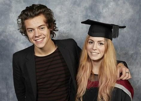 Harry Styles Sister