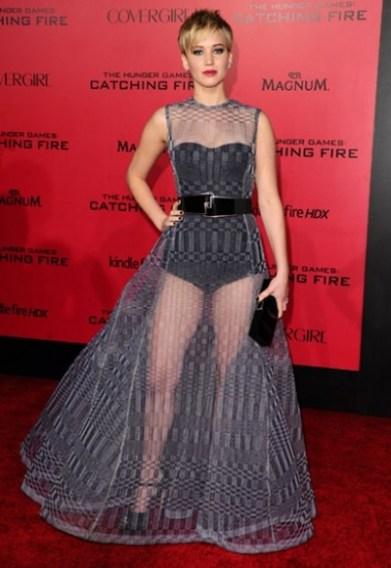 Jennifer Lawrence Body Measurements