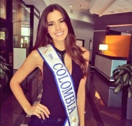 Paulina Vega Miss Universe 2015 Winner Name Profile, Bio and Pictures