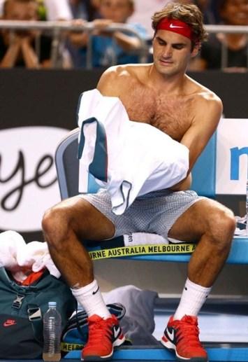 Roger Federer Body Measurements