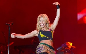 Shakira Body Measurements Height Weight Shoe Bra Size Stats