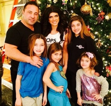 Teresa Giudice Family Tree