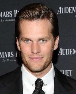 Tom brady eye color