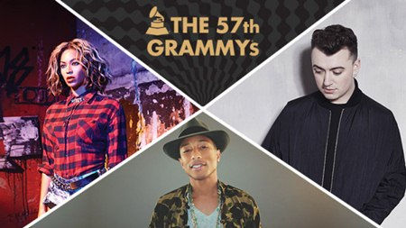 Complete Grammy Awards 2015 Winners List Result