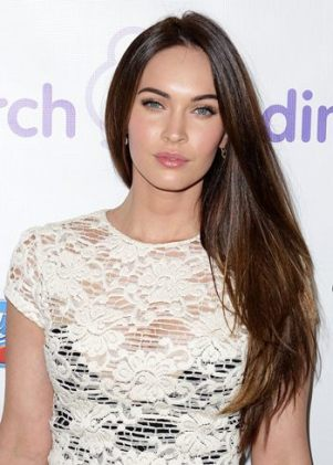 Megan Fox Height Weight Bra Size