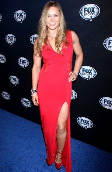 Ronda Rousey Body Measurements