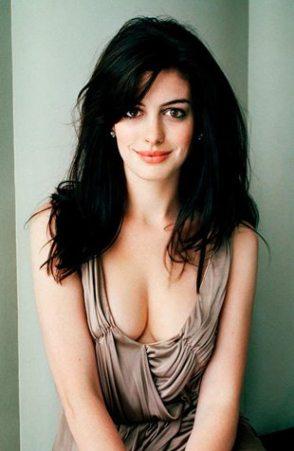 Anne Hathaway Bra Size Weight Height