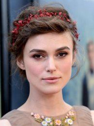Keira Knightley Body Measurements Height Weight Shoe Bra Size Stats