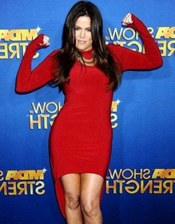 Khloé Kardashian Height Weight Bra Size