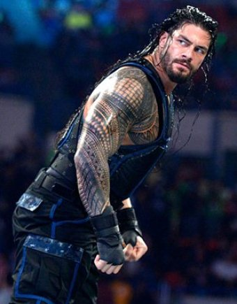 Roman Reigns Height Weight