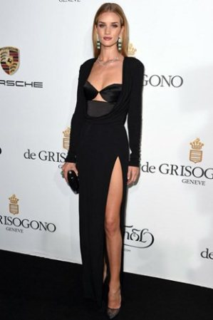 Rosie Huntington-Whiteley Body Measurements