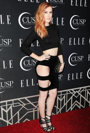Rumer Willis Body Measurements