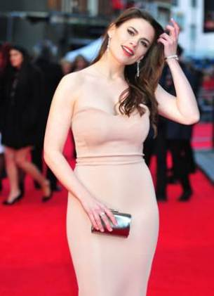 Hayley Atwell Body Measurements