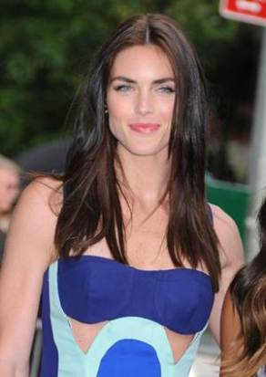 Hilary Rhoda Body Measurements