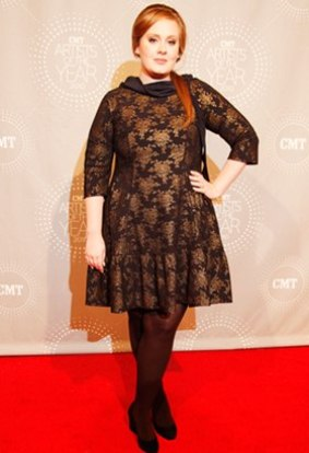 Adele Height Body Shape