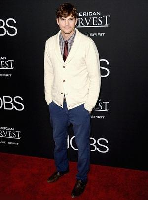 Ashton Kutcher Height Body Shape