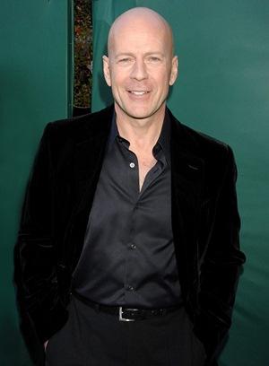 Bruce Willis Body Measurements