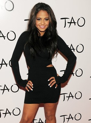 Christina Milian Body Measurements